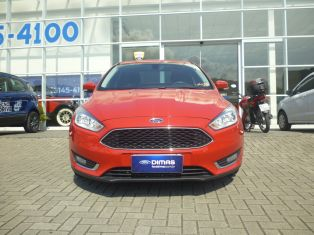 Ford Novo Focus Sedan SE 2015/2016