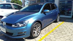 Volkswagen Golf HIGHLINE 2014/2014