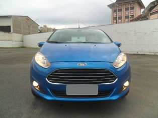 Ford New Fiesta Hatch Titanium Plus 2015/2016