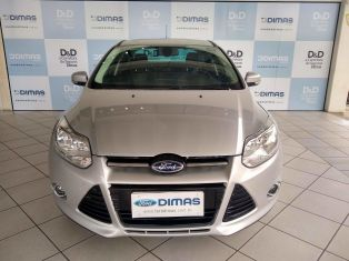 Ford Novo Focus Sedan TIT 2015/2015