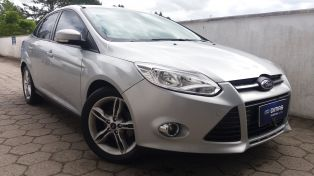 Ford Novo Focus Sedan SE Plus 2013/2014