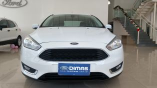Ford Novo Focus Sedan SE 2016/2017