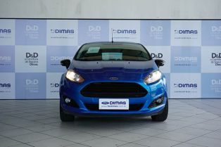 Ford New Fiesta Hatch Style SEL 2017/2017
