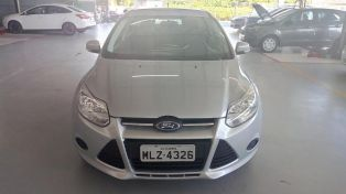 Ford Novo Focus Sedan S    2013/2014