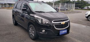 Chevrolet SPIN SPIN 1.8 AUT ACT 2016/2017