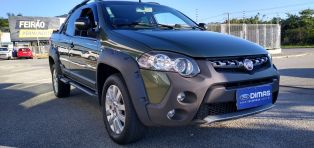 Fiat Strada  Adventure Locker CD 2015/2016