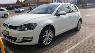 Volkswagen Golf HIGHLINE 2013/2014
