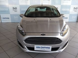 Ford New Fiesta Hatch SEL 2016/2017