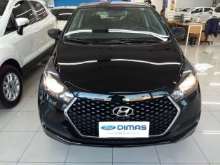 Hyundai HB20 Unique 2018/2019