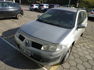 Renault Megane Grand Tour Dynamic 2008/2009