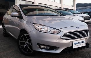 Ford Focus Hatch Titanium 2016/2016