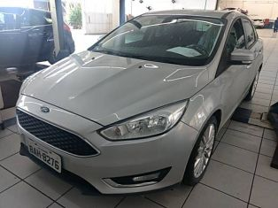Ford Novo Focus Fastback SE Plus 2015/2016