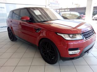 Land Rover Range Rover SPORT  HSE 2013/2014